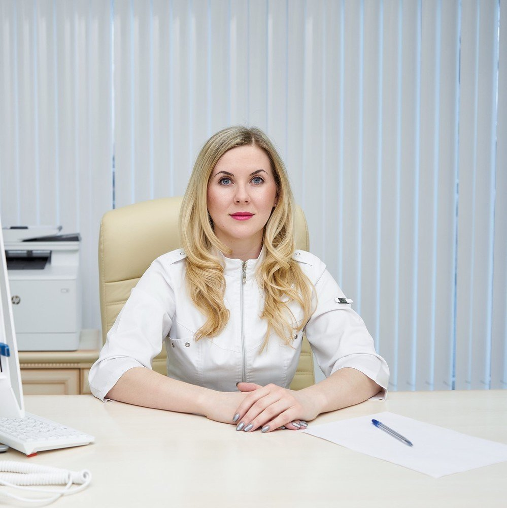 Нагайцева Врач дерматовенеролог, трихолог, главврач клиники Ренео (2)